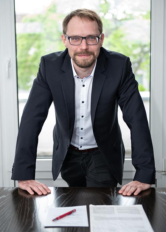 Patentanwalt Hannover Mark Rosentreter